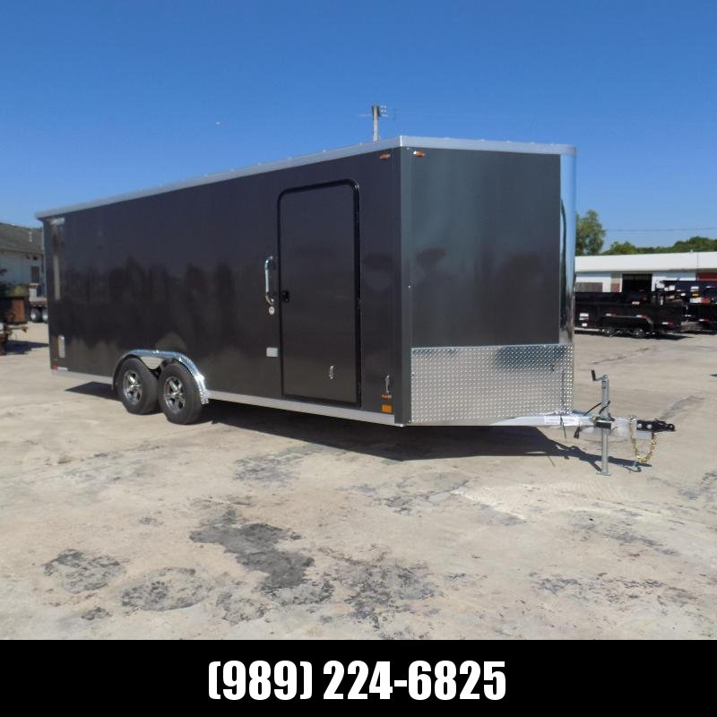 New Legend FTV 8' x 23' Heavy Duty Aluminum Trailer - $0 Down Financing Available