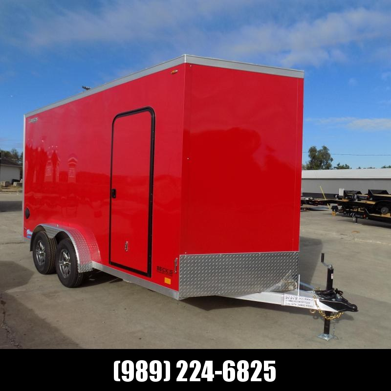 New Legend Thunder 7.5' x 16' Aluminum Enclosed Cargo Trailer for Sale- $0 Down Payments From $139/Mo W.A.C.