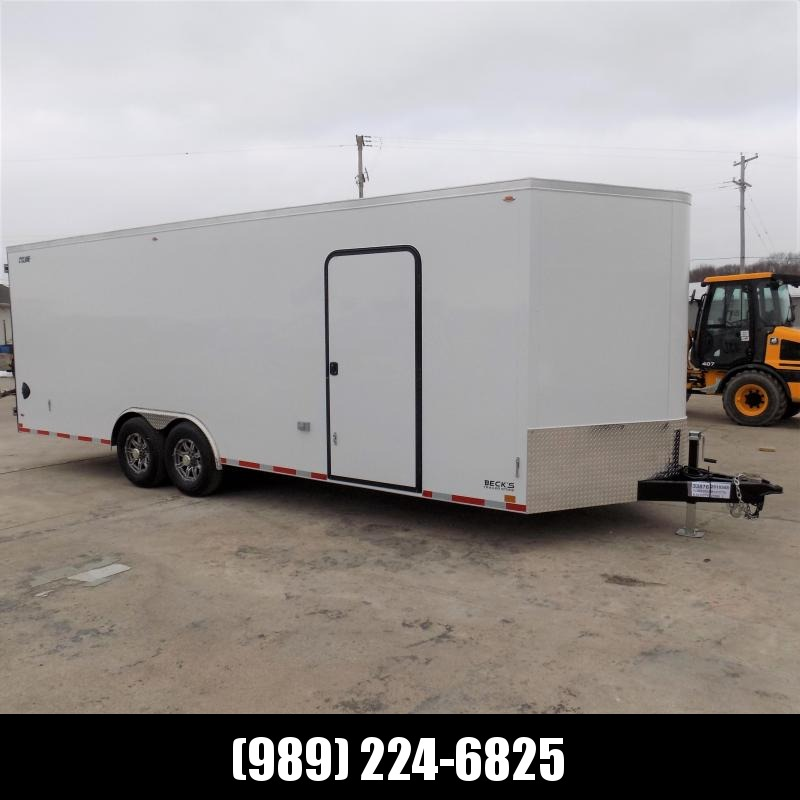 New Legend Trailers Legend Cyclone 8.5' x 26' Enclosed Car Hauler / Cargo Trailer with 7000# Torsion Axles - $0 Down Payments From $139/mo W.A.C.