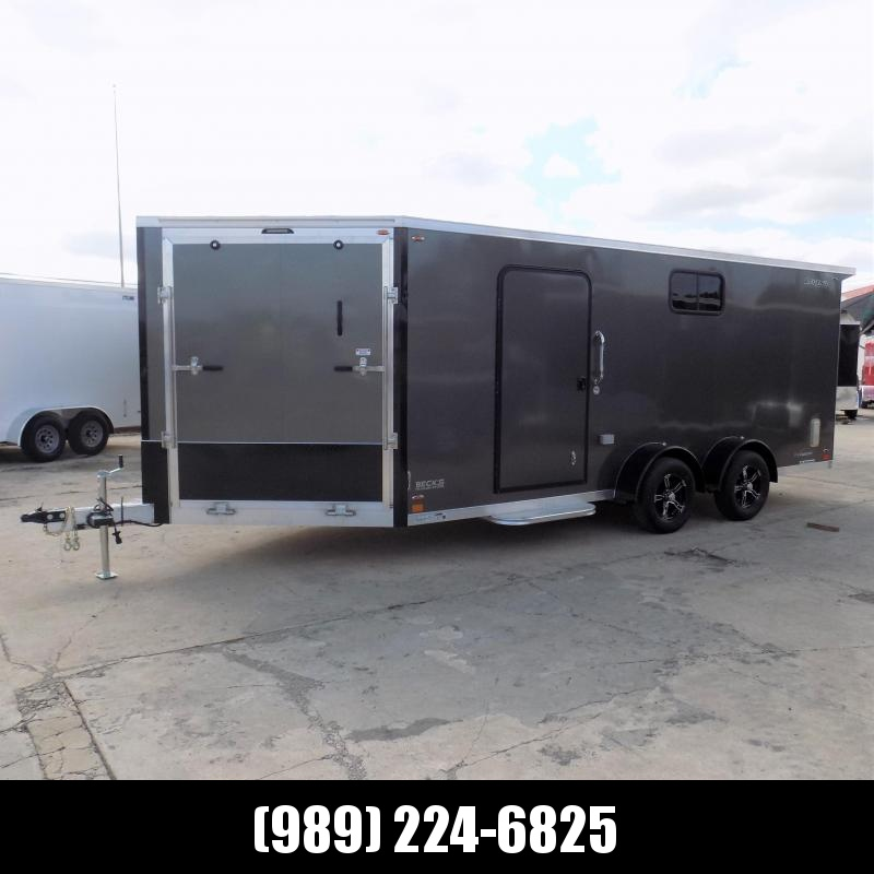 New Legend Explorer 7' x 23' Snowmobile Trailer - $0 Down & Payments From $159/mo. W.A.C - Come See America's Largest Snow/ATV Trailer Inventory!