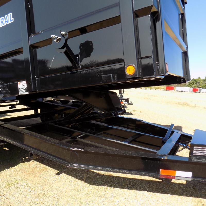 "New Load Trail 83"" x 16' Dump Trailer for Sale - $0 Down & Payments from $149/mo. W.A.C."