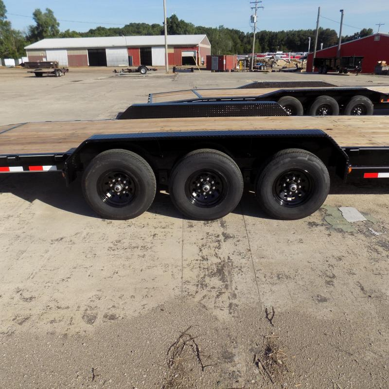 """New Load Trail 83"""" x 40' Gooseneck Car Hauler For Sale - Triple Axle - $0 Down Financing Available"""
