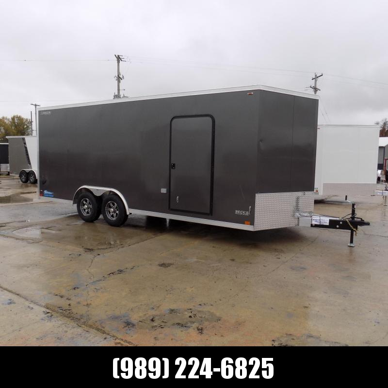 New Legend Thunder 8.5' X 22' Aluminum Enclosed Car Hauler/Cargo Trailer - 5200# Torsion Axles - $0 Down & Payments From $149/mo. W.A.C.