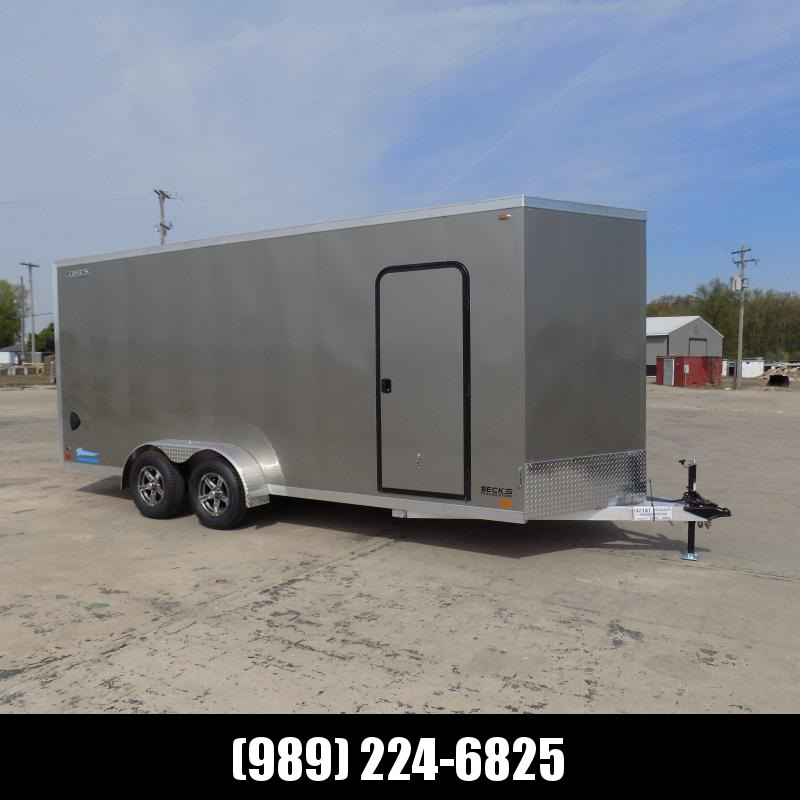 New Legend Thunder 7' x 20' Aluminum Enclosed Cargo For Sale - $0 Down Financing Available