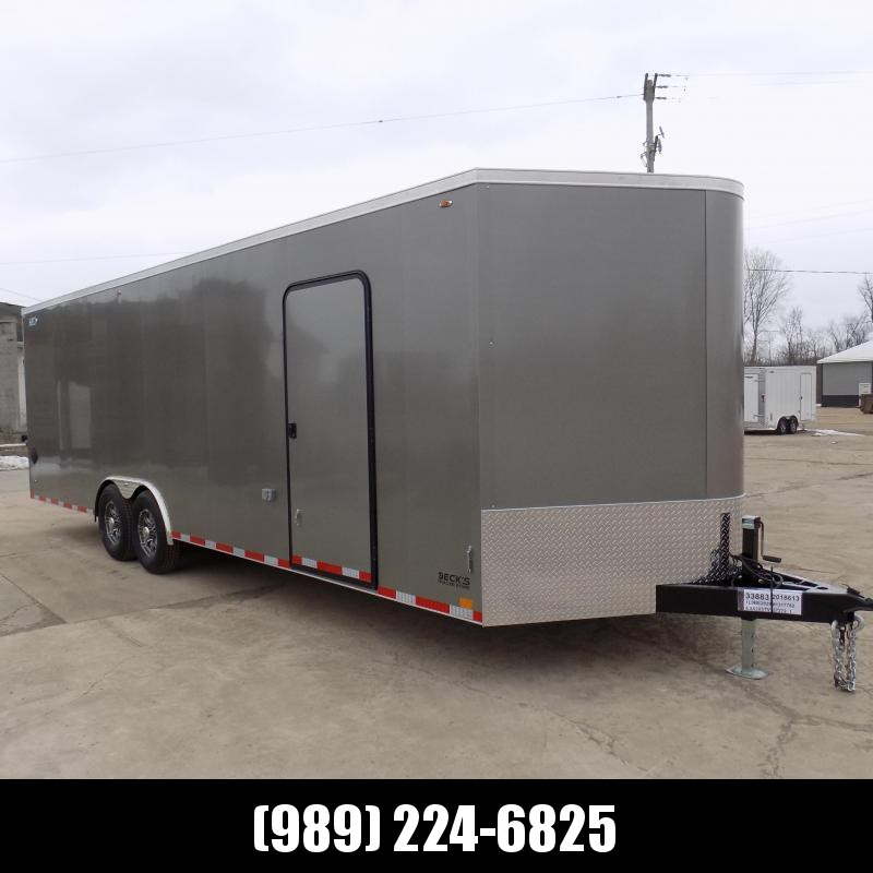 New Legend Trailers Legend Cyclone 8.5' x 28' Enclosed Car Hauler / Cargo Trailer with 7000# Torsion Axles - $0 Down Payments From $143/mo W.A.C.
