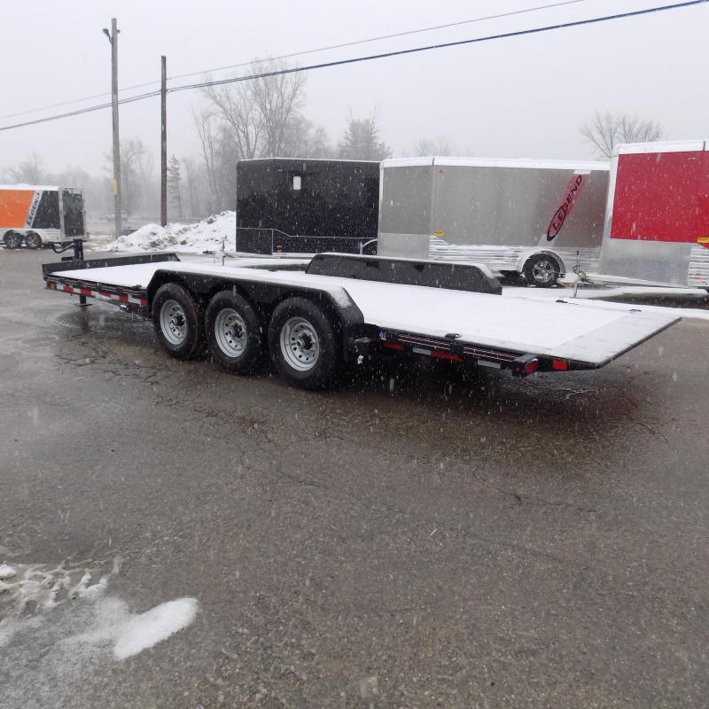 """New Diamond C HDT 82"""" x 24' Tilt Deck Equipment Trailer - 24K Weight Rating - $0 Down & Payments From $143/mo. W.A.C."""