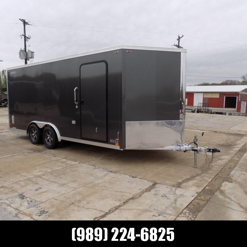 New Legend FTV 8' x 21' Heavy Duty Aluminum Trailer - $0 Down & PAyments From $139/mo. W.A.C