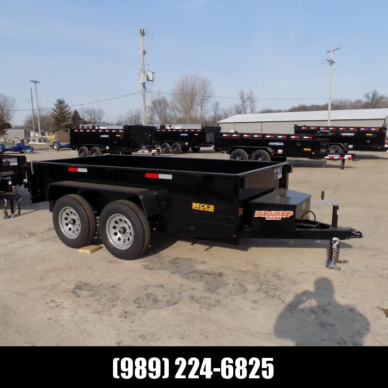 New DuraDump 5' x 10' Dump Trailer For Sale - Only $119/mo. & $0 Down Payment W.A.C.