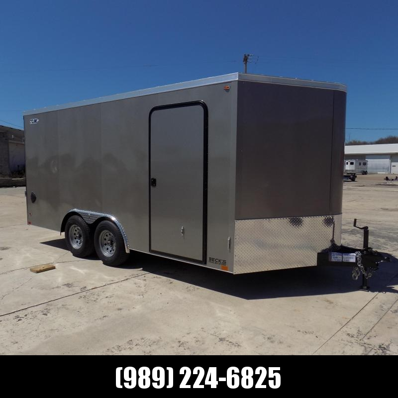 New Legend Trailers Legend Cyclone 8.5' x 18' Enclosed Car Hauler / Cargo Trailer for Sale - $0 Down Financing Available