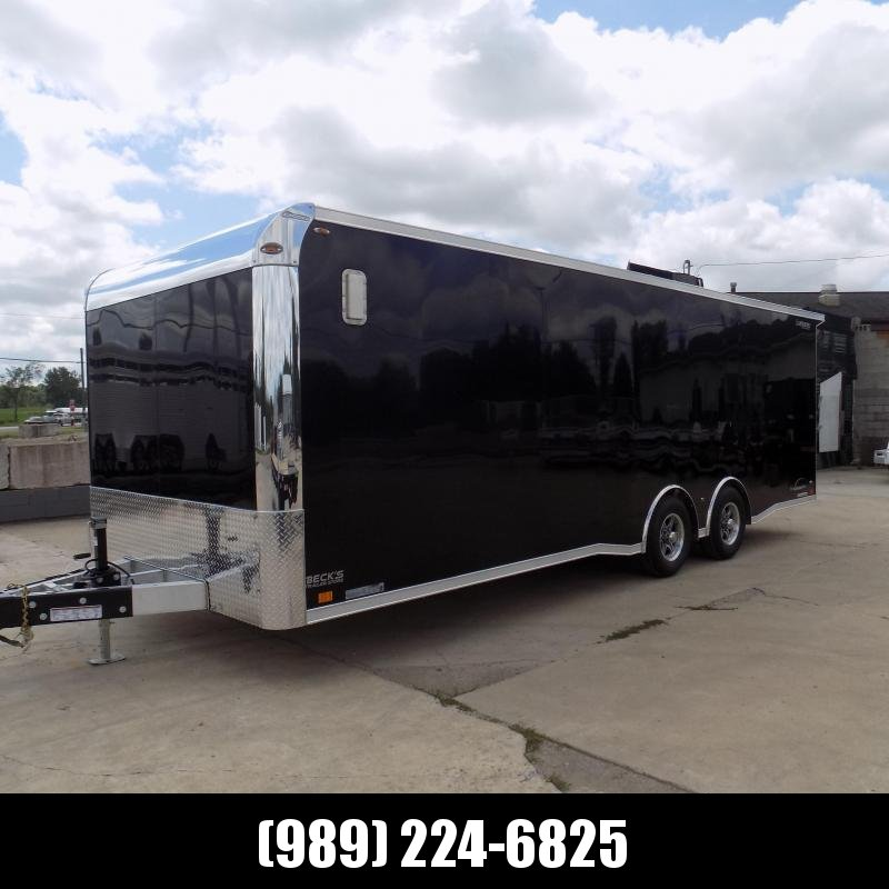 New Legend Trailmaster Race Series 8.5' X 24' All Aluminum Cargo Trailer - Flexible Financing Options Available