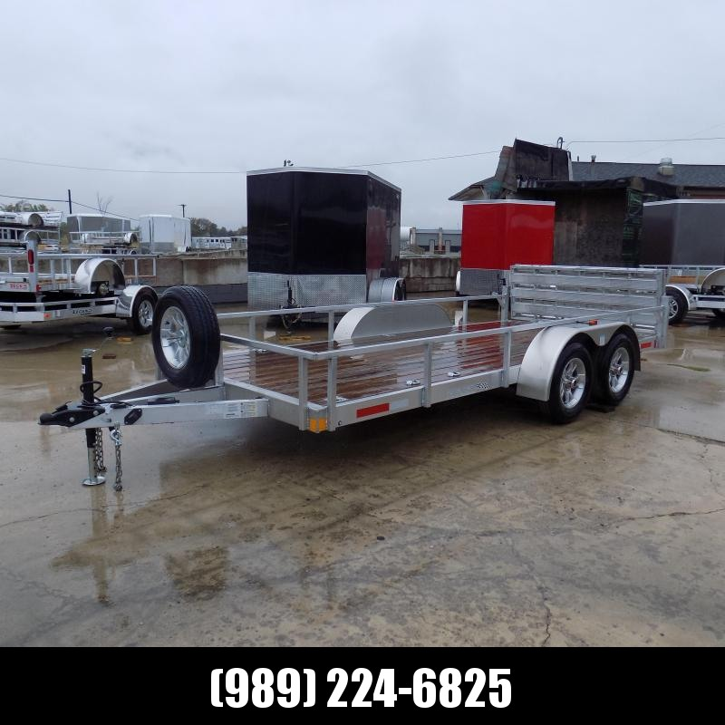 2019 Other Rough Rider 7X16TA35 Utility Trailer