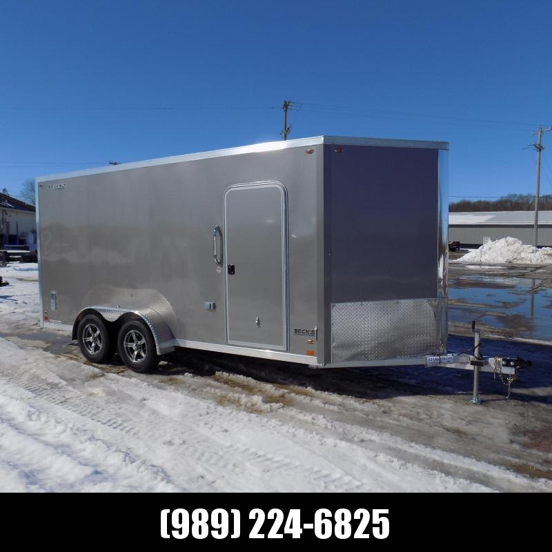 New Legend FTV 7' x 19' Aluminum Enclosed Cargo Trailer - Best Built Cargo Trailer - $0 Down & Payments From $119/mo. W.A.C.