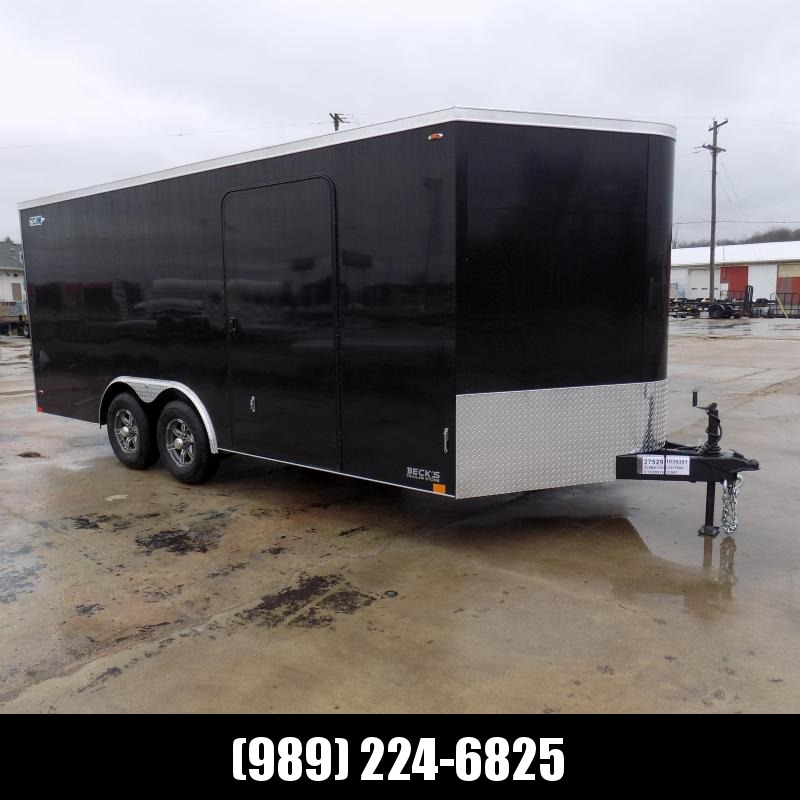 New Legend Cyclone 8.5' x 20' Enclosed Car Hauler / Cargo Trailer for Sale - 0 Down Payments From 115/Mo W.A.C.