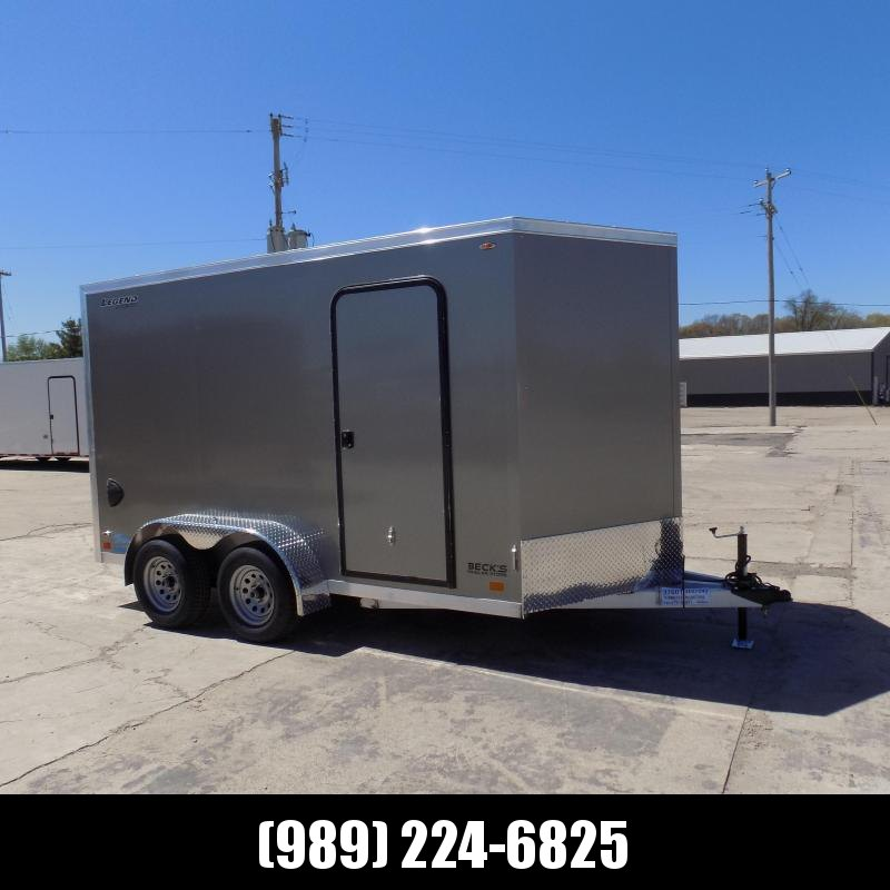 New Legend Thunder 7' x 14' Aluminum Enclosed Cargo For Sale - $0 Down Financing Available