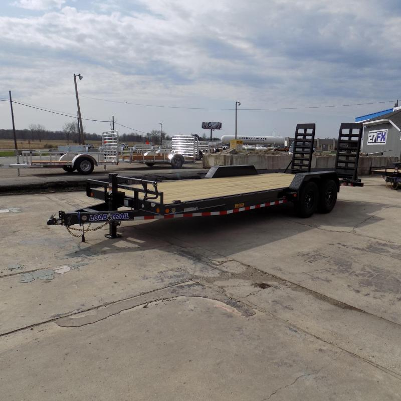 "New Load Trailer 83"" x 22' Car Hauler Trailer For Sale With 7K Axles- $0 Down & Payments from $115/mo. W.A.C."