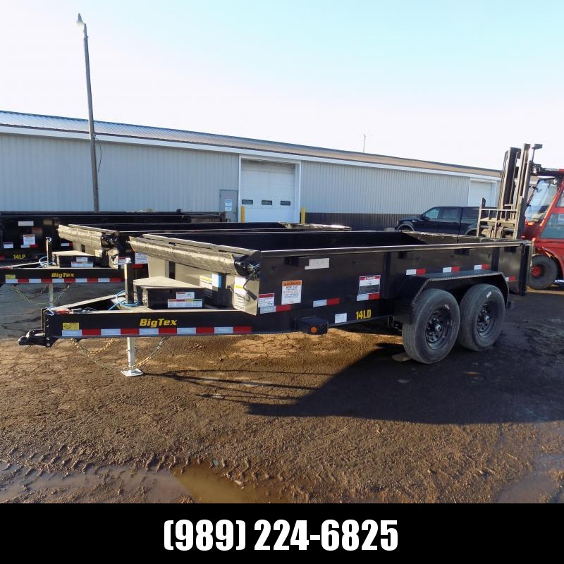 New Big Tex 7' x 14' Dump Trailer for Sale - Flexible $0 Down & Payments From $115/mo. W.A.C.