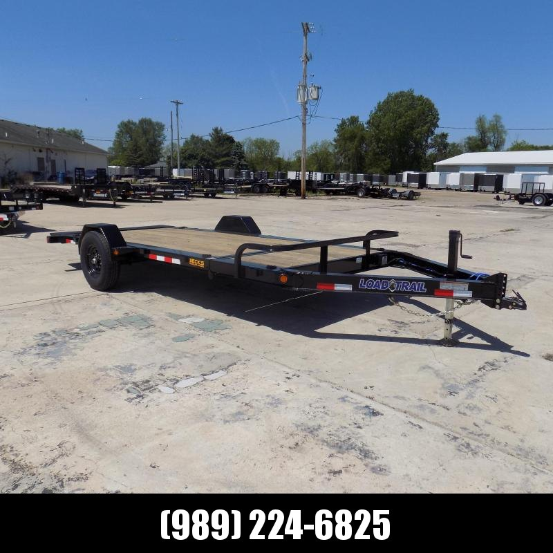 """New Load Trail 83"""" x 15' Tilt-N-Go Equipment Trailer For Sale - $0 Down & Payments From $119/mo. W.A.C. - Best Deal Guarantee"""