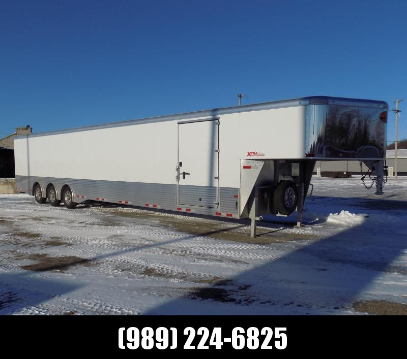 New Sundowner Trailers XTRA Series Transporter 8.5' x 40' Aluminum Gooseneck Trailer - Must See - Financing Available