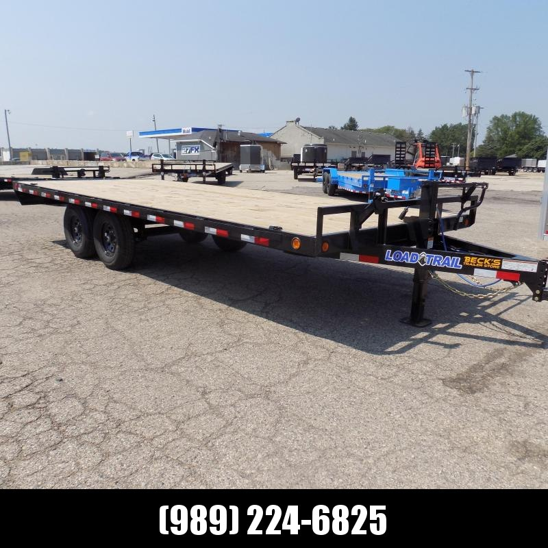"""New Load Trail 102"""" x 20' Deckover Equipment Trailer For Sale - $0 Down & Payments from $131/Mo W.A.C"""