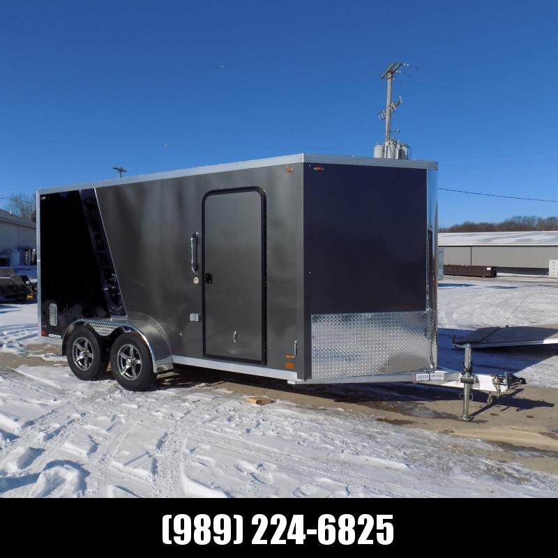 New Legend FTV 7' x 17' Aluminum Trailer - Best Built Aluminum Cargo Trailer - $0 Down Financing Available