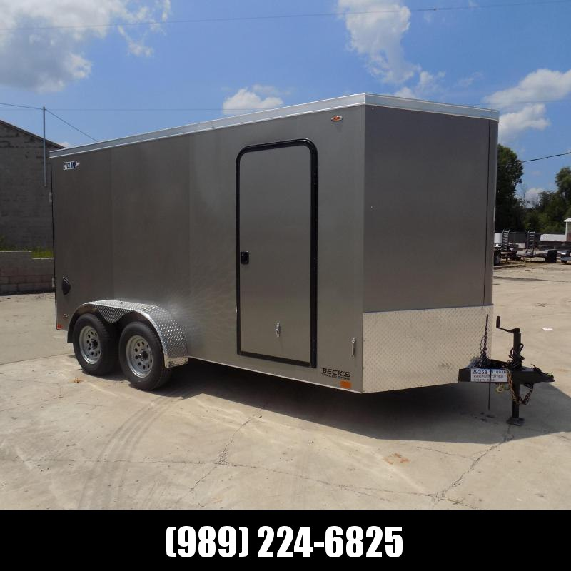 New Legend Trailers Legend Cyclone 7' x 16' Enclosed Cargo Trailer for Sale - $0 Down & Payments From $119/mo. W.A.C.