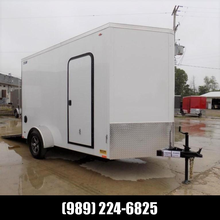 New Legend Cyclone 7' x 14' Enclosed Cargo Trailer for Sale