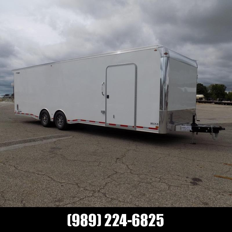 New Legend Trailmaster Race Series 8.5' X 28' All Aluminum Cargo Trailer - Flexible Financing Options Available
