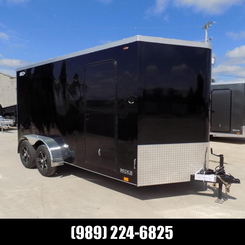 New Legend Cyclone 7' x 16' Enclosed Cargo Trailer for Sale - $0 Down Payments From $139/mo W.A.C.