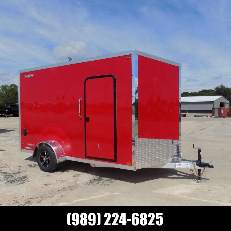 New Legend Explorer 7' x 14' Enclosed Cargo Trailer - $0 Down & Payments From $133/mo. W.A.C