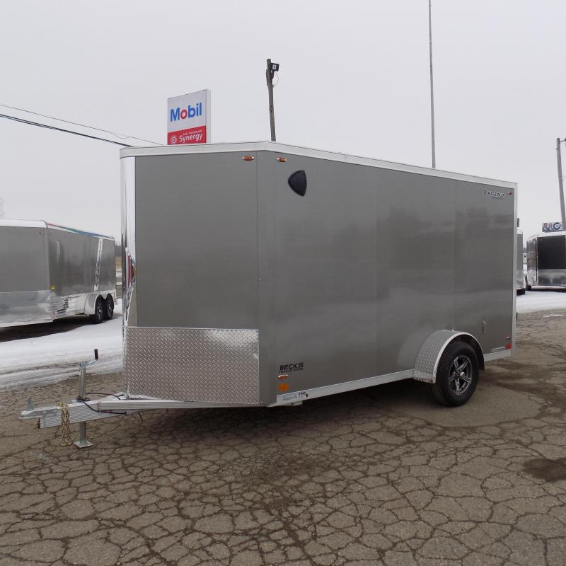 New Legend FTV 76 x 15' Aluminum Enclosed Cargo Trailer - Best Built Cargo Trailer - $0 Down Financing Available