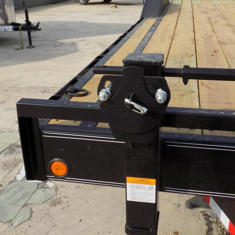 "New Load Trail CH14 102"" x 24' Open Car/Equipment Trailer For Sale"