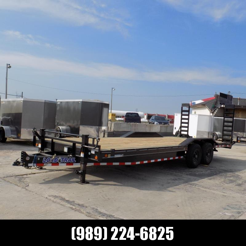 """New Load Trail CH14 102"""" x 24' Open Car/Equipment Trailer For Sale"""
