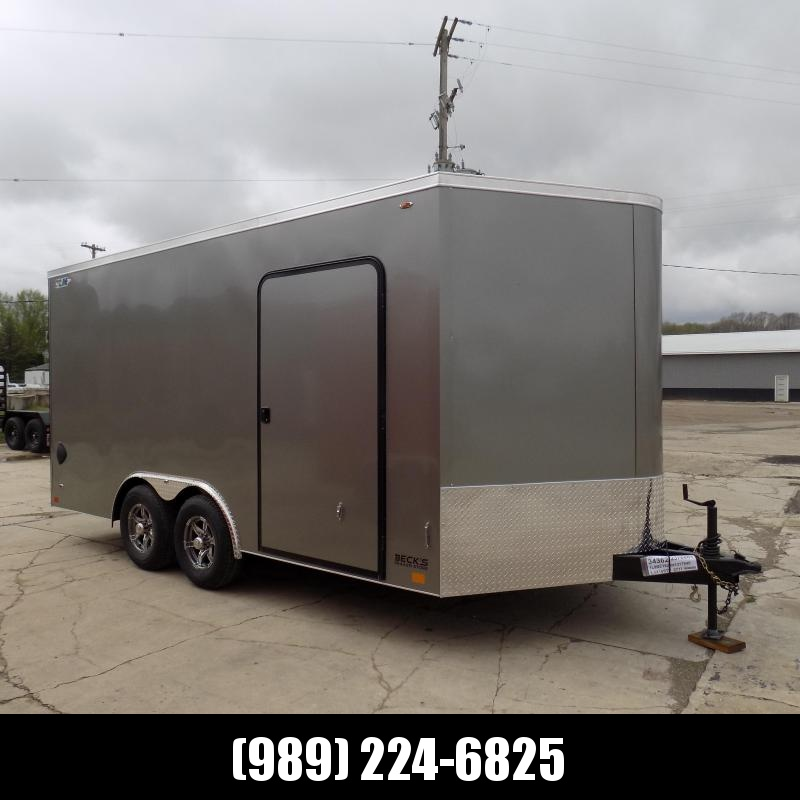 New Legend Trailers Legend Cyclone 8.5' x 18' Enclosed Car Hauler / Cargo Trailer for Sale - Flexible $0 Down Financing Available
