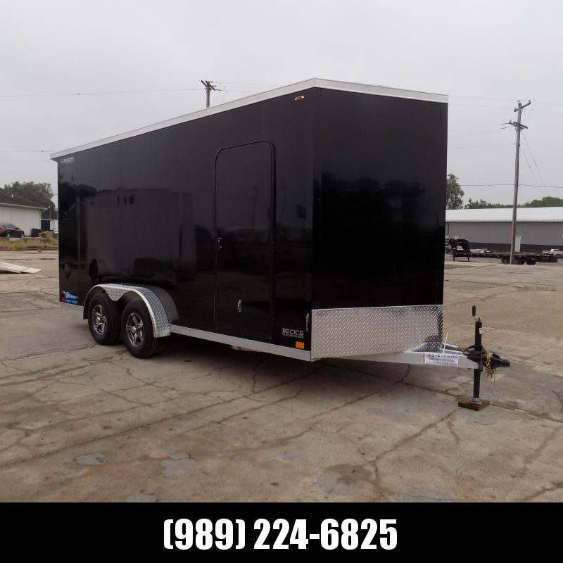 New Legend Thunder 7.5' x 18' Aluminum Enclosed Cargo Trailer for Sale- $0 Down Payments From $151/Mo W.A.C.