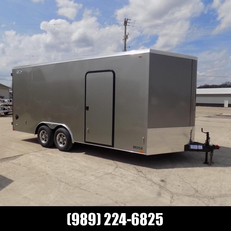 New Legend Trailers Legend Cyclone 8.5' x 20' Enclosed Car Hauler / Cargo Trailer for Sale - $0 Down Payments From $139/mo W.A.C.