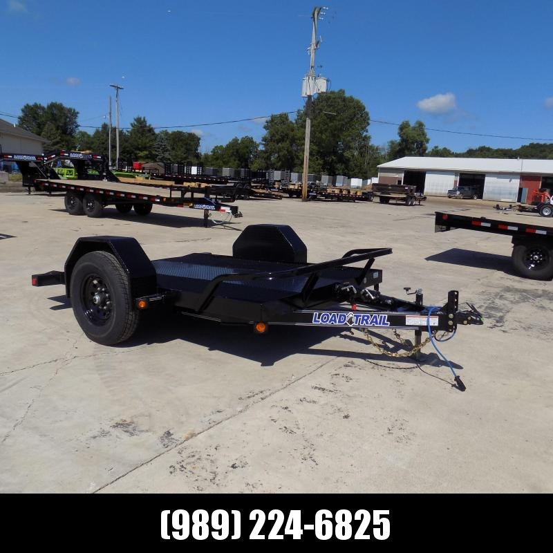"New Load Trail 77"" X 10' Tilt Scissor Lift Trailer For Sale - $0 Down & Payments From $105/mo. W.A.C."