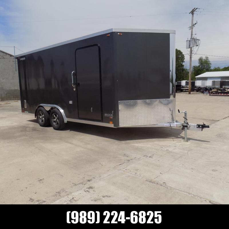 New Legend FTV 8' x 19' Heavy Duty Aluminum Trailer - New 8' Model! LOADED! $0 Down Financing Available