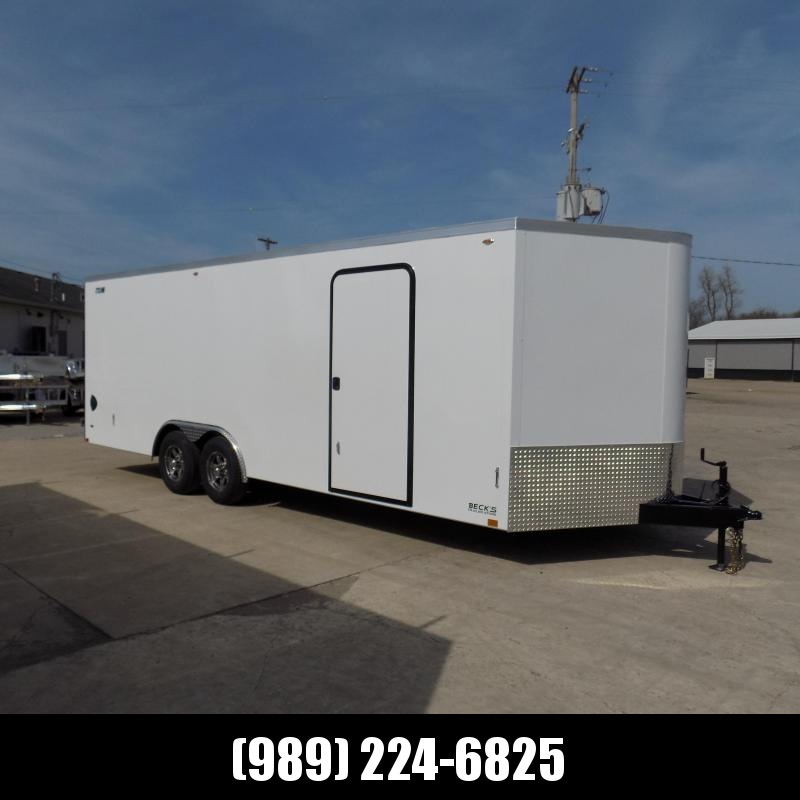 New Legend Trailers Legend Cyclone 8.5' x 24' Enclosed Car Hauler / Cargo Trailer for Sale - $0 Down Payments From $137/mo W.A.C.
