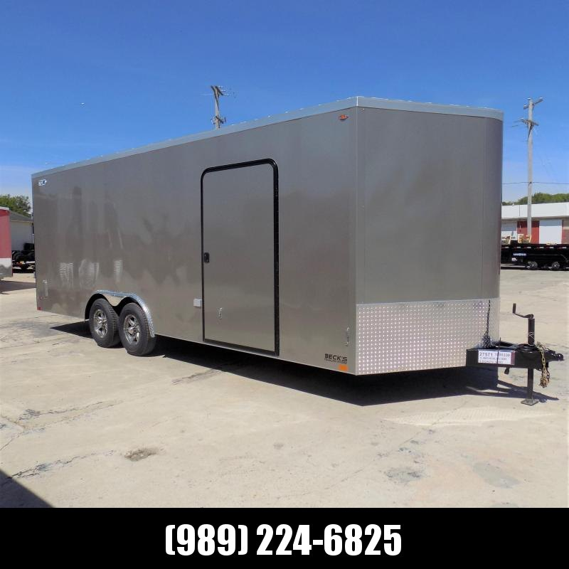 New Legend Cyclone 8.5' x 24' Enclosed Cargo Trailer For Sale- $0 Down Payments From $129/mo W.A.C.