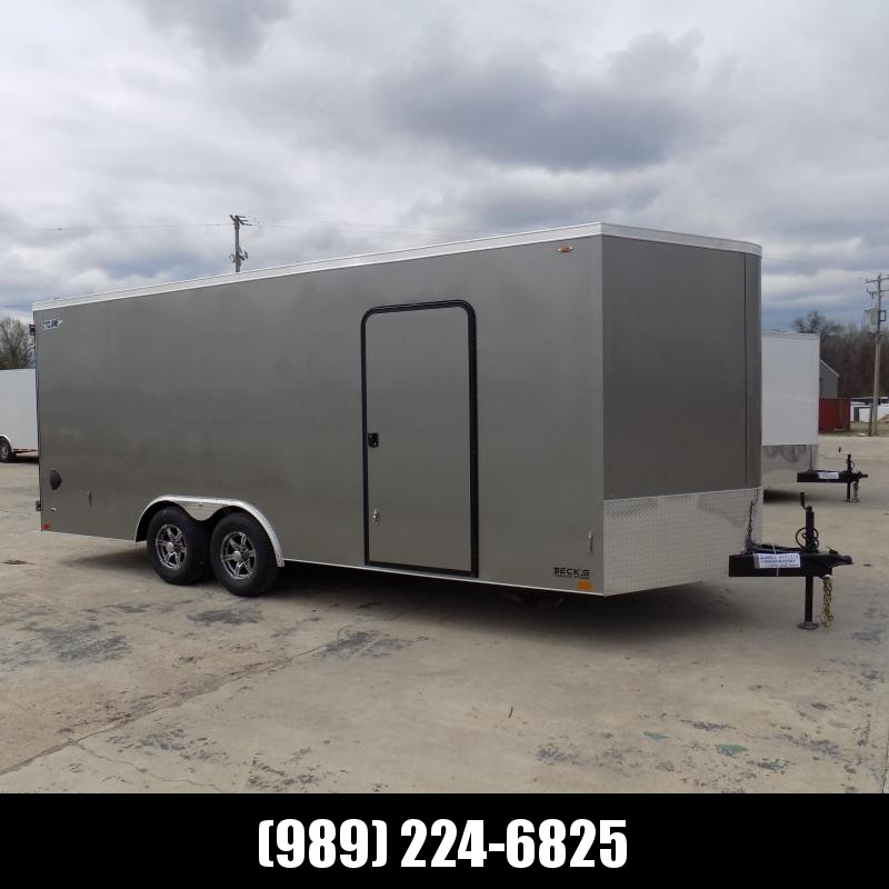 New Legend Trailers Legend Cyclone 8.5' x 22' Enclosed Car Hauler / Cargo Trailer for Sale - $0 Down Payments From $135/mo W.A.C.