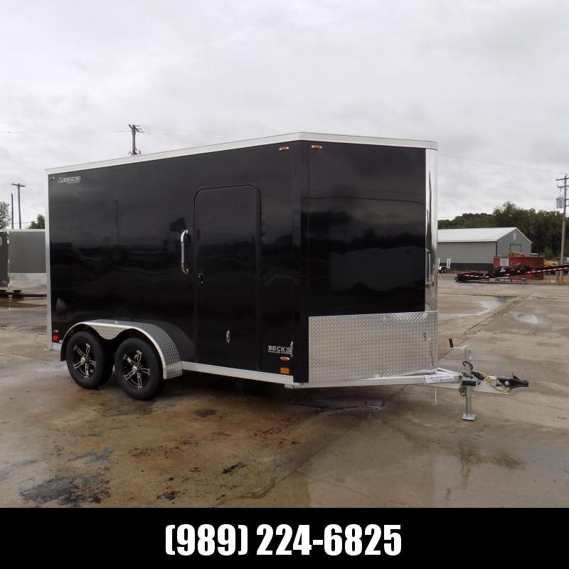 New Legend FTV 7' x 15' Aluminum Cargo Trailer - $0 Down Financing Available