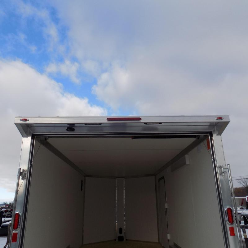 New Legend FTV 8' x 19' Aluminum Trailer - Perfect for UTVs & All Your Toys - $0 Down Financing Available