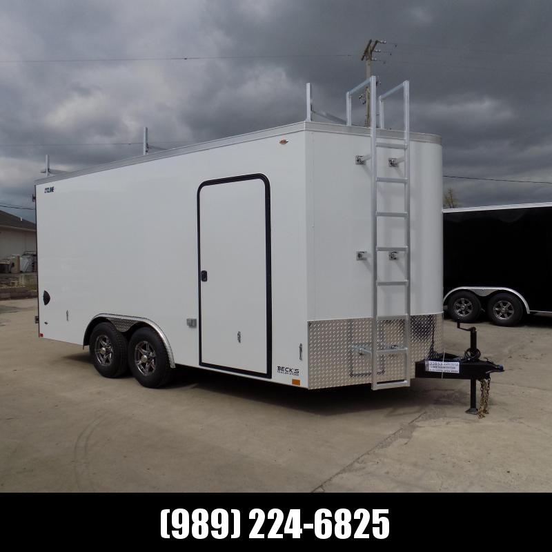 New Legend Trailers Legend Cyclone 8.5' x 18' Enclosed Car Hauler / Cargo Trailer for Sale - $0 Down Payments From $139/mo W.A.C.