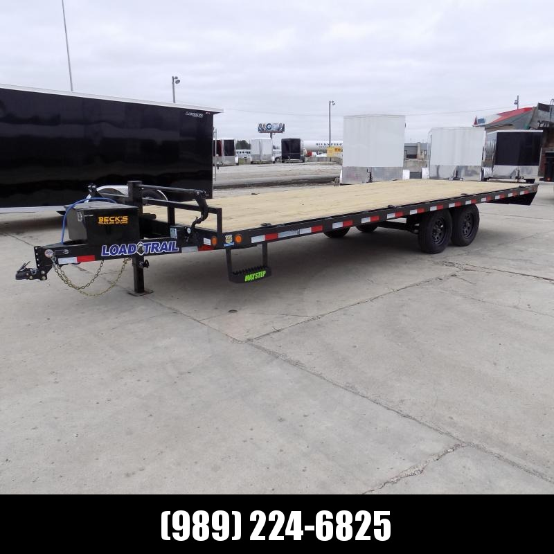 """New Load Trail 102"""" x 22' Deckover Trailer for Sale - $0 Down Financing Available"""