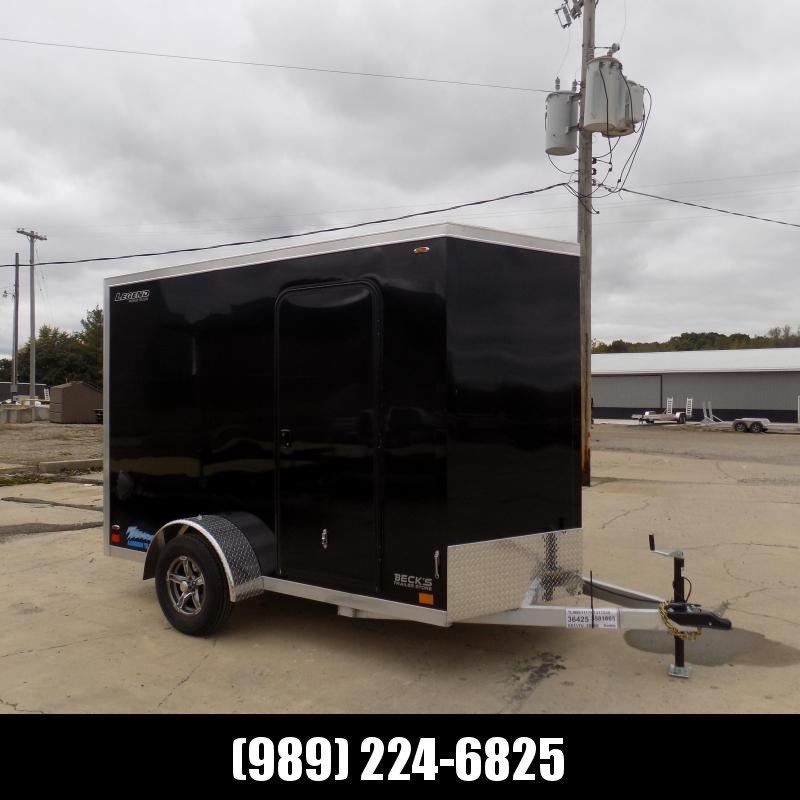 New Legend Thunder 6' x 11' Aluminum Enclosed Cargo Trailer for Sale- $0 Down Payments From $115/Mo W.A.C.