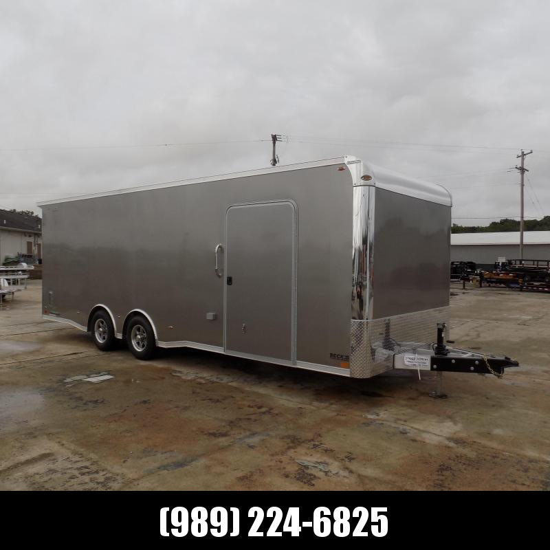 New Legend Trailmaster Race Series 8.5' X 24' All Aluminum Cargo Trailer - LOADED! - Flexible Financing Options Available