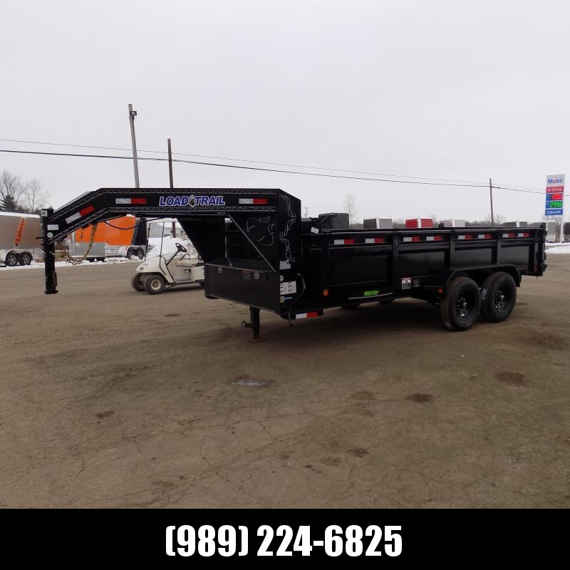 New Load Trail 7' x 16' Gooseneck Dump Trailer For Sale - $0 Down & Payments from $149/mo. W.A.C.