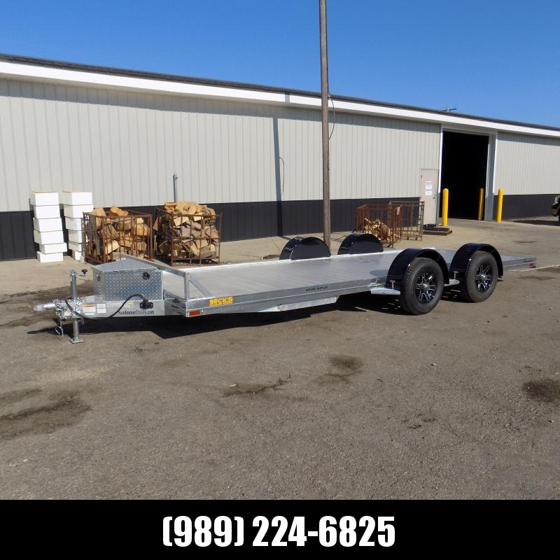 """New Sundowner Trailers 81"""" X 20' Open Car Hauler Trailer For Sale - $0 Down with $119/mo Payments W.A.C"""
