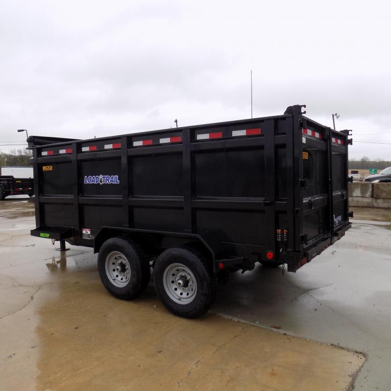 "New Load Trail 83"" x 14' Dump Trailer With 48"" Sides - Flexible $0 Down Financing Available"