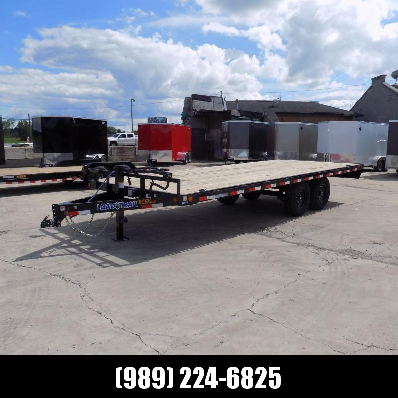 "New Load Trail 102"" x 20' Deckover Trailer for Sale - $0 Down & Payments From $107/mo. W.A.C."